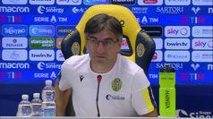 Verona-Lazio, Juric: