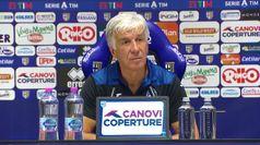 Parma-Atalanta, Gasperini: