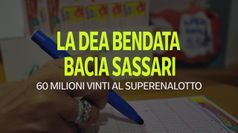 Superenalotto: la Dea bendata bacia Sassari