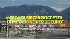 Ragazzi morti a Terni, fermato: