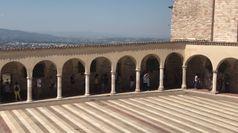 Turismo, Assisi semivuota dopo i lockdown