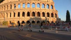 A Roma tutti pazzi per i monopattini, arrivano gli steward per la sicurezza