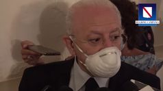 Coronavirus, De Luca anticipa nuova ordinanza: