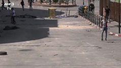 Scontri a Hebron tra palestinesi ed esercito israeliano