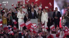 Polonia, l'uscente Duda vince le presidenziali