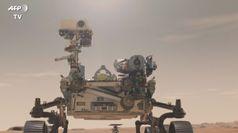 Spazio, il rover