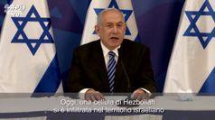 Israele, Netanyahu: