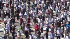 Islamisti turchi alla carica dopo Santa Sofia: