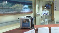 Coronavirus, ospedale israeliano usa i droni per trasportare i test