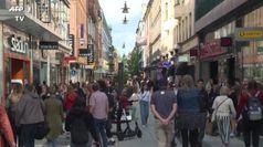Coronavirus, il metodo soft della Svezia: niente mascherine in pubblico