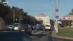 Minsk arresta mercenari russi: