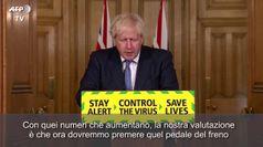 Coronavirus, Johnson: