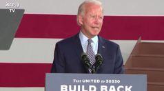 Usa 2020, la sfida di Biden sull'economia con