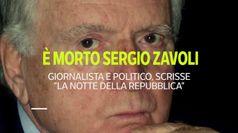 E' morto Sergio Zavoli: intellettuale italiano che cambio' la tv