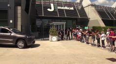Juve: Andrea Pirlo inizia l'avventura come allenatore della prima squadra