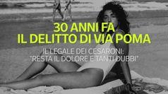30 anni fa il delitto di via Poma