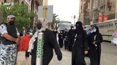 Arabia Saudita, l'ultimo giorno di pellegrinaggio alla Mecca