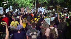 Portland, 66esima notte di protesta del Black Lives Matter