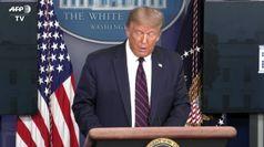 Trump minaccia di fermare il voto per posta