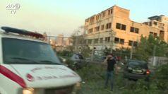 Inferno a Beirut, centinaia di morti e migliaia feriti