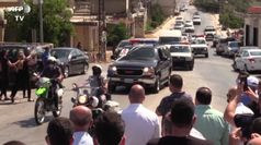 Beirut: i funerali di un membro delle forze di sicurezza libanesi