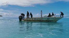 Marea nera minaccia Mauritius, paradiso a rischio
