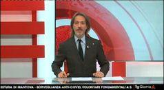 TG GIORNO SPORT, puntata del 21/09/2020