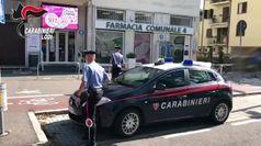 Arrestato rapinatore nel Lodigiano, colpi in poste e farmacie