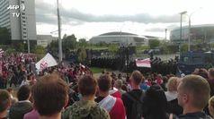 Bielorussia, nuovi scontri a Minsk