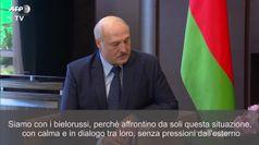 Incontro Putin-Lukashenko: la Russia promette sostegno economico