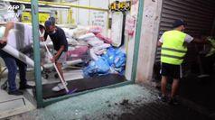Israele, razzi da Gaza colpiscono due citta' del sud: 13 feriti