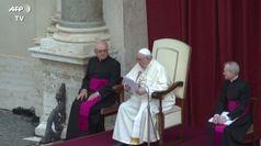 Monito del Papa: