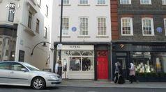 Londra, la casa di Jimi Hendrix diventa museo