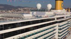 Costa Deliziosa salpa da Trieste: prima nave a tornare in mare dopo lockdown