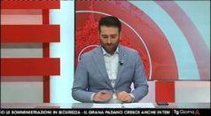 TG GIORNO SPORT, puntata del 09/10/2020