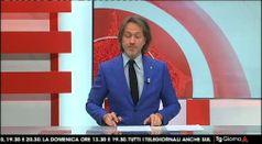 TG GIORNO SPORT, puntata del 31/10/2020