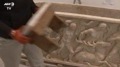 Collezione Torlonia, i marmi greci e romani mai visti tornano a splendere