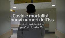 Covid-19: i numeri dell'Iss