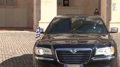 Mattarella riceve la Presidente della Repubblica Ellenica