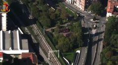 Monza, spacciavano nei giardini di via Azzone Visconti: 53 arresti