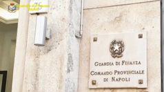 Usura, Gdf di Napoli tassa 17 criminali e recupera 400mila euro