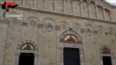 Presa banda di falsi restauratori di beni della Chiesa