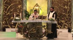 Messa in arabo dalla Basilica di Santa Rita a Cascia