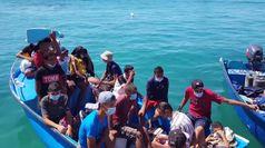 Covid: arrivi migranti dimezzati, permessi a -58%
