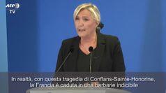 Francia, Marine Le Pen: