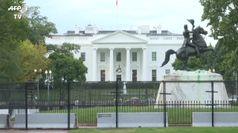 Melania diserta il comizio con Donald per 'tosse persistente'