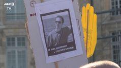 Professore ucciso in Francia,
