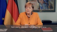 Germania, Angela Merkel ai tedeschi: