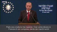 Erdogan alla nazione:
