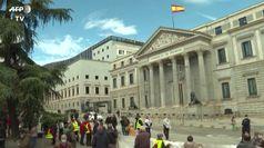 Spagna, medici del servizio pubblico in sciopero in piena pandemia di Covid